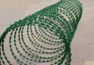 Metal Chain link Fencing Open weave Ease of installation Chain Link Fencing